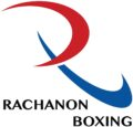 Muay Thai Boxing Logo